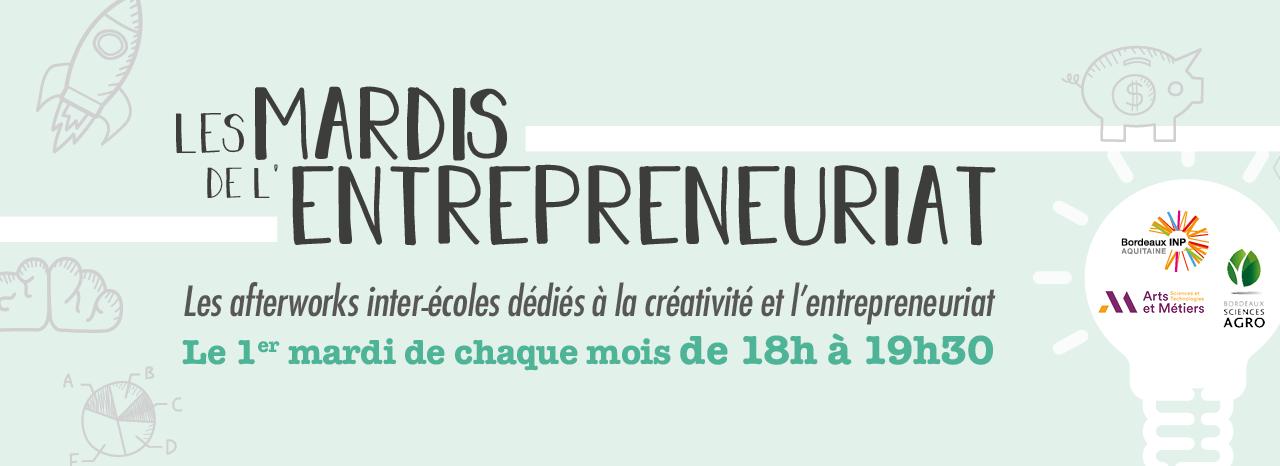 Mardis de l'entrepreneuriat
